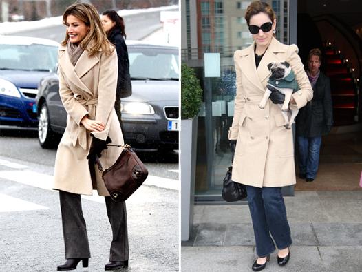 Модные тенденции весна-лето 2011, мода весна-лето 2011, модное пальто.