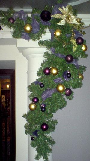 Из таких можно сплести арку при входе в ваш дом или гостиную!