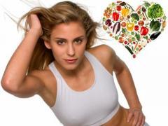 Правильное питание во время тренировок - тематика нашей статьи.  В.