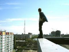 ...15 поступило сообщение о возможности совершения самоубийства с крыши многоэтажного...