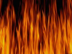 Flames From Fire wallpapers.