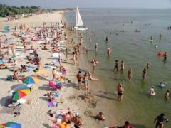 Более 300 тысяч туристов отдохнули в июне на курорте Кирилловка на Азовском море.  Радует, что Азов - как любимая...