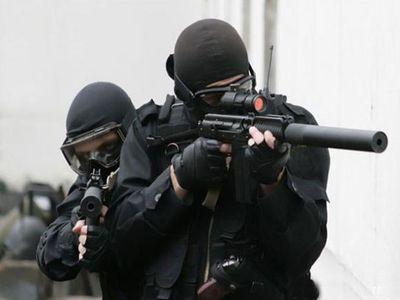 """В ТРЦ """"РИО"""" прошло учение УМВД по пресечению террористических актов."""
