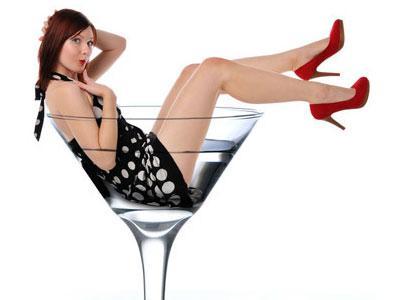 Коктейль повысит сексуальный тонус: несколько возбуждающих рецептов.