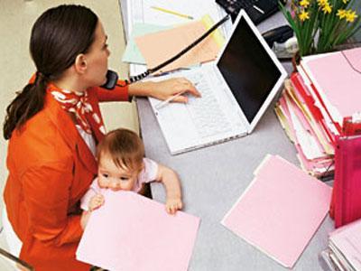 Пособие по беременности и родам работающим женщинам