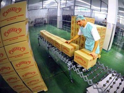 Россия: Фабрика Roshen восстановила производство